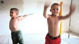 Смотреть Маленькие румынские атлеты