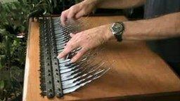 Очень необычный музыкальный инструмент смотреть видео - 2:16