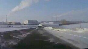 Чистка снега по-русски смотреть видео прикол - 0:31