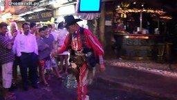 Смотреть Тайский фокусник