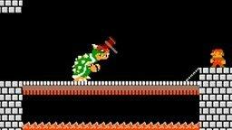 Смотреть Марио в ярости