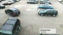 Худшая парковка смотреть видео прикол - 1:05
