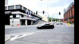 Довыпендривался на спорткаре смотреть видео прикол - 0:28