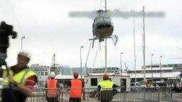 Смотреть Вертолет отлетался