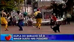 Смотреть Бразильские шутники