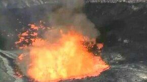 Глупые чудаки и извержение вулкана смотреть видео - 0:38