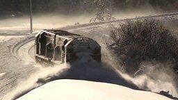 Смотреть Поезд проторил дорожку