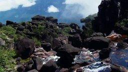 Смотреть Сказочный водопад