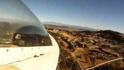 Смотреть Как сложно сажать самолёт