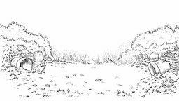 Смотреть Кот Саймона и лягушка