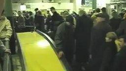 Пьяный против эскалатора смотреть видео прикол - 2:31