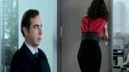 Смотреть Глупость офисной работницы