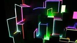 Смотреть Забавная световая иллюминация