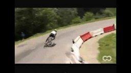 Велосипедные курьёзы смотреть видео прикол - 3:02