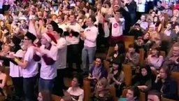 КВН от Медведева и Путина смотреть видео прикол - 5:29