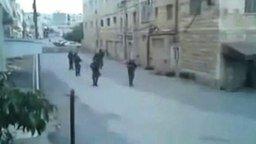 Смотреть Израильские солдаты в танце