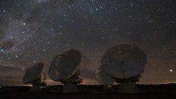 Смотреть Ночь глазами астрономов