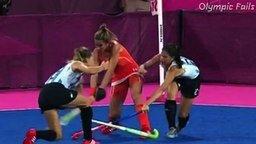 Олимпийские провалы - 2012 смотреть видео прикол - 1:38