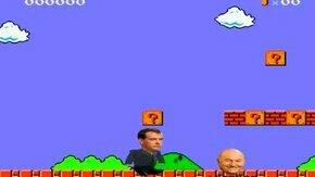Смотреть Марио и русские политики