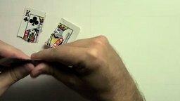 Смотреть Срисовал игральную карту