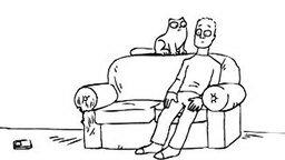 Саймон и ТВ смотреть видео прикол - 2:35