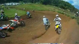 Смотреть Гонка мотоциклиста