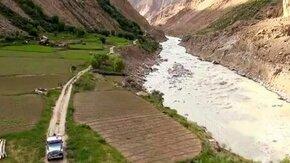 Смотреть Взгляд на Гималаи с высоты