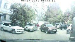 Смотреть Плохая водительница
