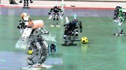 Смотреть Роботы спортсмены