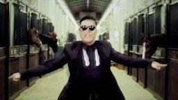 Смотреть Gangnam Style без музыки