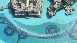 Дубайские фонтаны смотреть видео - 0:59