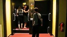 Смотреть Лифт без дверей