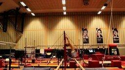 Молодец гимнаст! смотреть видео прикол - 0:21