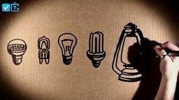 Смотреть Эксперимент с лампочками