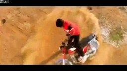 Удар по-индийски смотреть видео прикол - 0:58