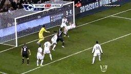 Мяч отскочил от груди в ворота смотреть видео прикол - 0:21