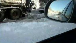 Смотреть Снег для Quattro не помеха