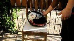 Смотреть Краш-тест мотоциклетных шлемов