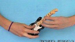 Смотреть Пальчиковая гитара