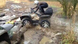 Смотреть По бездорожью на квадроцикле