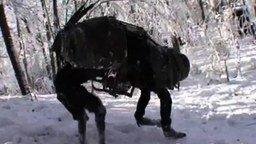 Собака-робот смотреть видео - 3:29