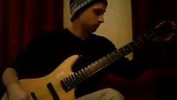 Смотреть Виртуоз на гитаре