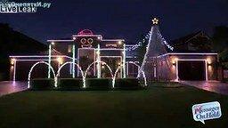 Смотреть Освещение дома в стиле Гангнам