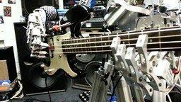 Роботы играют музыку смотреть видео - 2:44