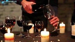 Смотреть Игра на винных бокалах