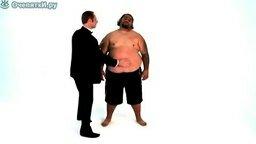 Смотреть Живой толстый барабан