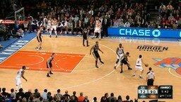Смотреть Отличный гол в баскетболе