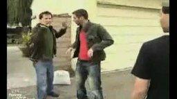 Уличный маг Дэвид Блейн Часть 2 смотреть видео - 4:56