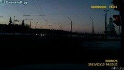 Падение метеорита в других странах смотреть видео - 1:17