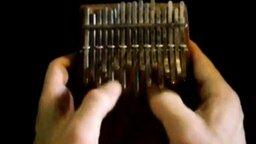 Смотреть Калимба - музыкальный инструмент